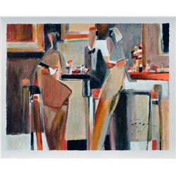 Yuri Tremler Bar Scene I