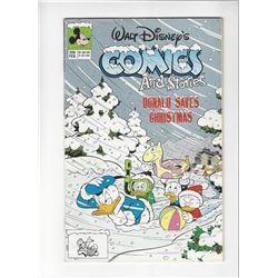 Walt Disneys Comics and Stories Issue #556 by Disney Comics