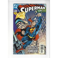 Superman Issue #154 by DC Comics