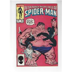 Peter Parker, The Spectacular Spider-Man Issue #91 by Marvel Comics