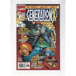 Generation X Issue #33 by Marvel Comics