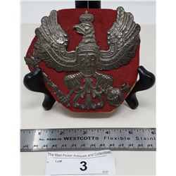 Early Prussian Hat Badge