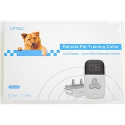 Remote Pet Training Collar