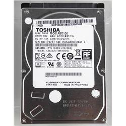 Toshiba Disk Drive - MQ01ABD100