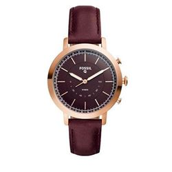 FOSSIL Sport Watch Leather Band