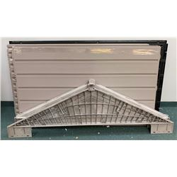 Lot Misc. Rubbermaid Shed Panels