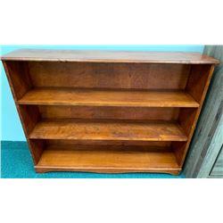 "Wood Bookcase 45x10"""