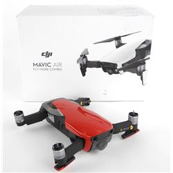 DJI Movie Air Fly More Combo Drone Damaged Wing - Replacements in Box Body Damage - Needs repair