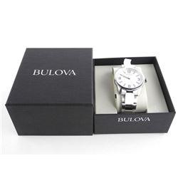 BULOVA Gents Watch 2 Tone - NEW MSR 240.00
