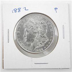 1882 (P) USA Silver Morgan Dollar