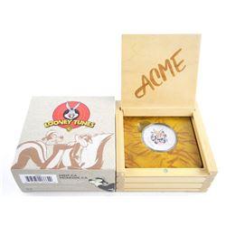 Warner Bros, RCM Looney Tunes .9999 Fine Silver $20.00 Coin 'Merrie Melodies'