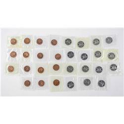 Lot (30) PL Canada Coins