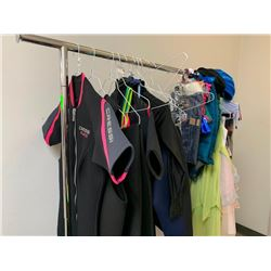 Rack of Clothing, Mixed