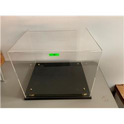 (AS IS) Plexi Glass Display