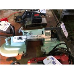 GREENLEE NO. 531 HAND HELD BAND SAW