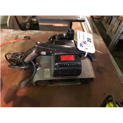 CRAFTSMAN CORDED BELT SANDER