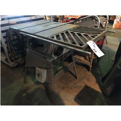 ROCKWELL/BEAVER ELECTRIC TABLE SAW