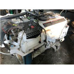 VOLVO PENTA TAMD 74 EDC HIGH PERFORMANCE INBOARD MARINE ENGINE, CONDITION UNKNOWN