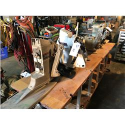 ASSORTED PARTS ONLY VOLVO OUTBOARD MOTORS