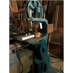 "DURAND 12"" VERTICAL BAND SAW"