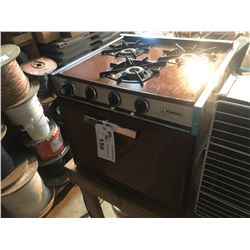 GAS BOAT STOVE/OVEN