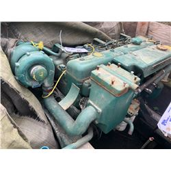 VOLVO PENTA INBOARD MARINE ENGINE FOR PARTS/REPAIR