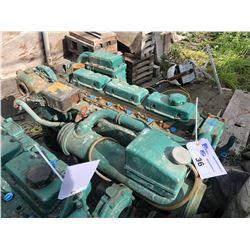 VOLVO PENTA INBOARD MARINE ENGINE FOR PARTS/REPAIR