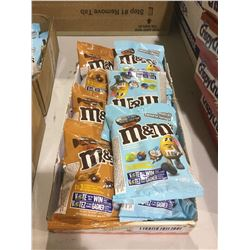 Case of M&M English Toffee and Coconut
