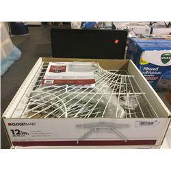 """Closet Maid Corner Shelf Kit 12"""""""