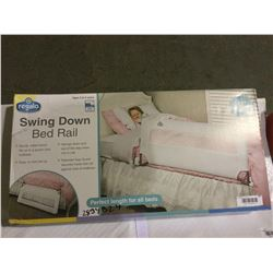 Regalo Swing Down Bed Rail (Fits up to Queen)