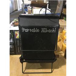 Portable Hibachi