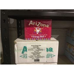 Case of Arizona Grape Energy Shots (4 x 12 x59mL)