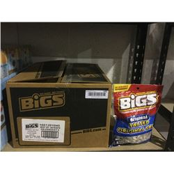 Case of Bigs Original Salted Sunflower Seeds (24 x 140g)