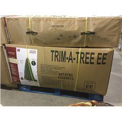 Holiday Living 9ft Pre-Lit Robinson Fir Tree