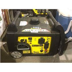 Champion 3100 Watt Inverter Generator