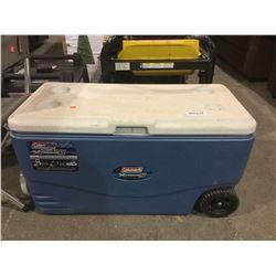 Coleman Wheeled Xtreme 5 Cooler 100 Quart