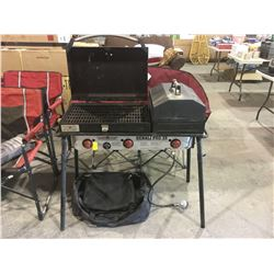 Camp Chef Denali Pro 3X Stove w/ Griddle
