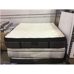 """King Size Mattress. 12"""" thick. Chiropractic firm"""