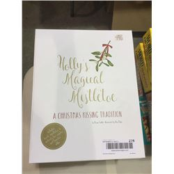 Holly's Magical Mistletoe - A Christmas Kissing Tradition - Illustrated Book