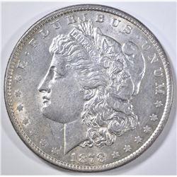 1878 8 TF MORGAN DOLLAR BU
