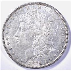 1879 MORGAN DOLLAR, BU