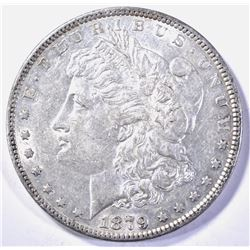 1879 MORGAN DOLLAR, BU
