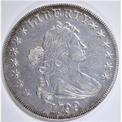 1799 BUST DOLLAR  AU