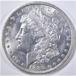 1886-O MORGAN DOLLAR  BU CLEANED