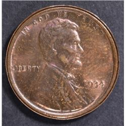 1934 LINCOLN  PARTIALLY ENCASED CENT
