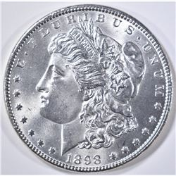 1898 MORGAN DOLLAR   GEM BU