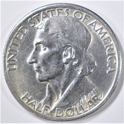 1935 BOONE COMMEM HALF DOLLAR  BU