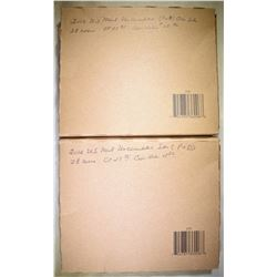 2-2012 U.S. MINT UNC SETS IN SEALED PACKAGING