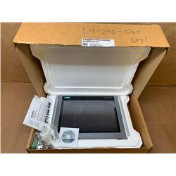 Siemens 1P 6AV2 124-0MC01-0AX0 TP1200 Comfort HMI Touch Panel