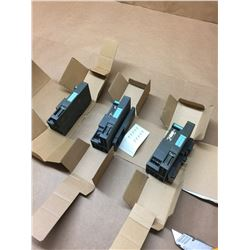 (3) Siemens SIMATIC S7 Interface Module 1P6ES7 151-1AA05-0AB0 & 1P6ES7 151-1AA03-0AB0 *See Pics*